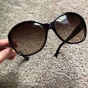Tori Burch sunglasses with case